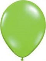 LATEX LIGHT GREEN BALLOON